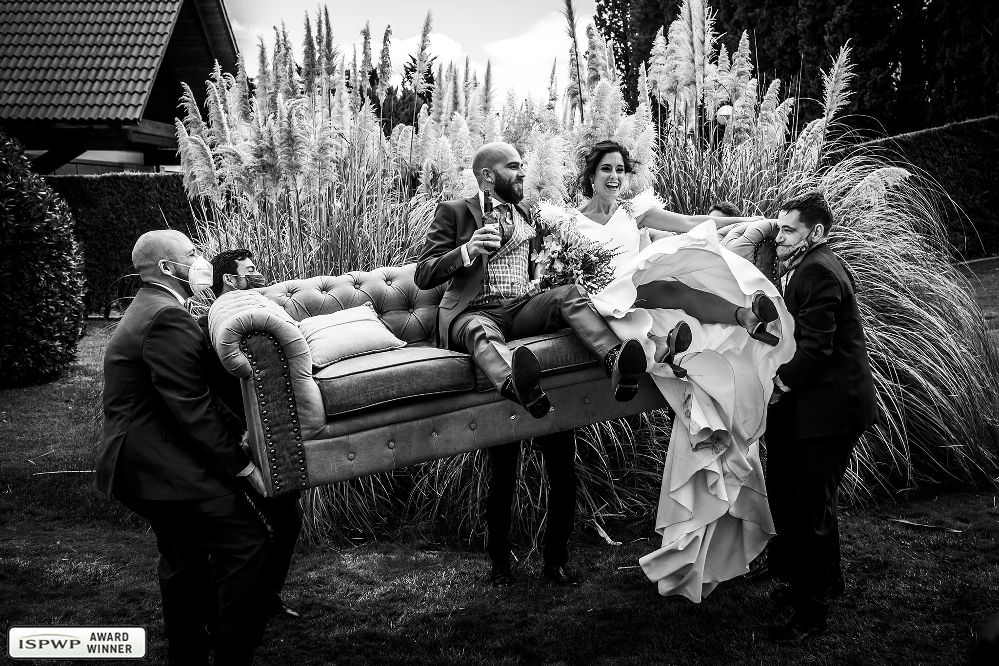 David Delgado Wedding Photography – ISPWP Award Winner – Winter 2021 Collection