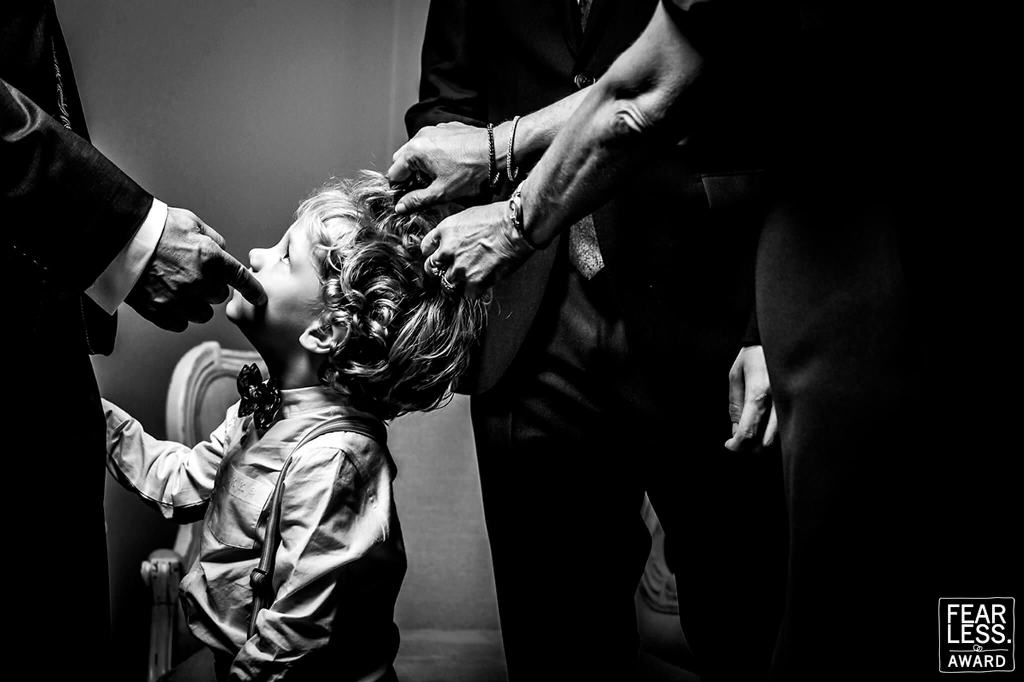 David Delgado Wedding Photography – Fearless Award Collection 60